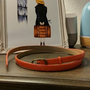 J.Crew 1937 Accessories Belt Size XL